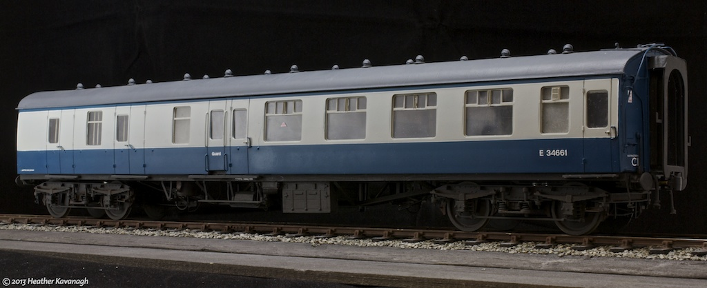 British Rail Brake Coach