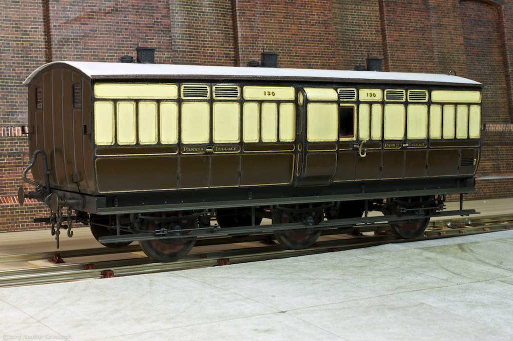 GWR Broad Gauge Coaches